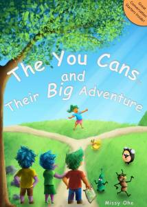 The You Cans and Their BIG Adventure Book cover
